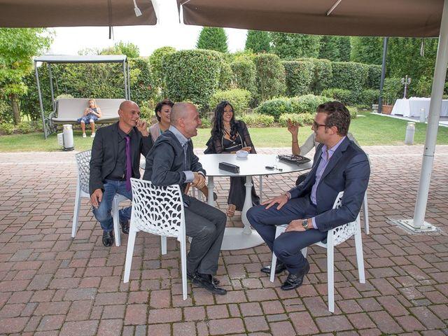 Il matrimonio di Graziano e Jessica a Erbusco, Brescia 89