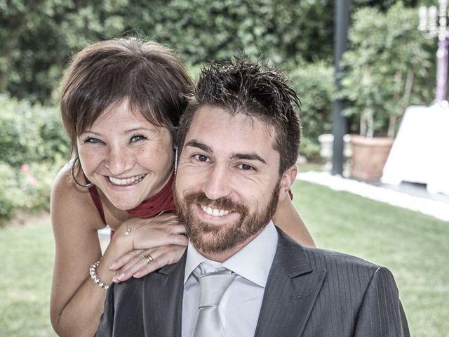 Il matrimonio di Graziano e Jessica a Erbusco, Brescia 90