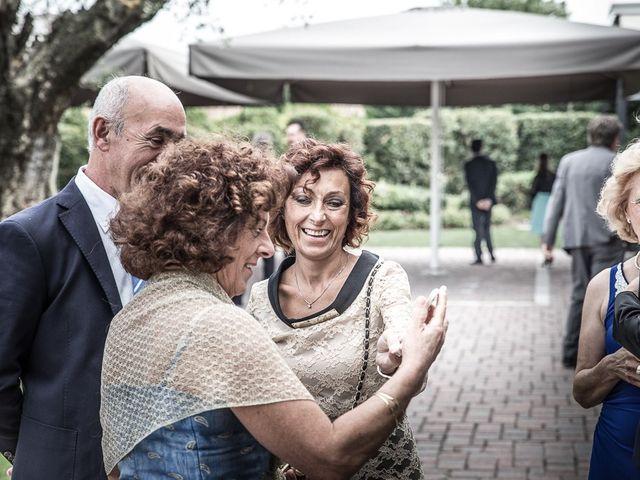 Il matrimonio di Graziano e Jessica a Erbusco, Brescia 92