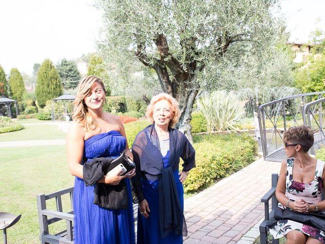 Il matrimonio di Graziano e Jessica a Erbusco, Brescia 96