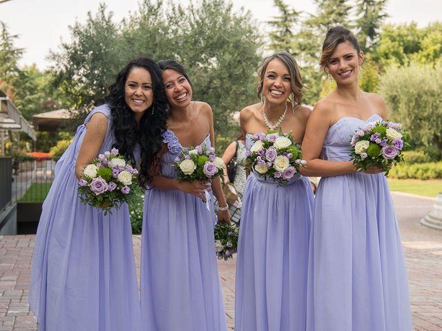 Il matrimonio di Graziano e Jessica a Erbusco, Brescia 100