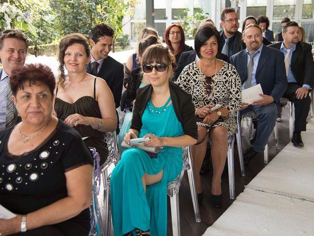 Il matrimonio di Graziano e Jessica a Erbusco, Brescia 103