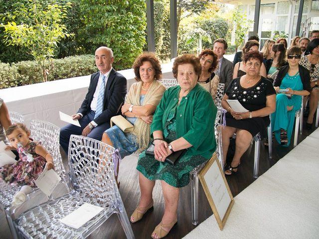 Il matrimonio di Graziano e Jessica a Erbusco, Brescia 104