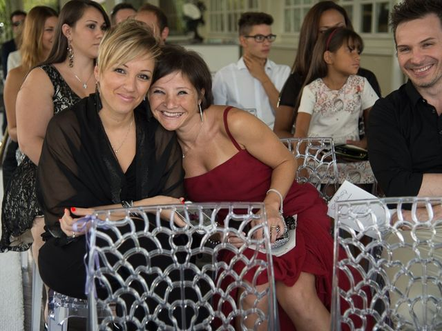 Il matrimonio di Graziano e Jessica a Erbusco, Brescia 108