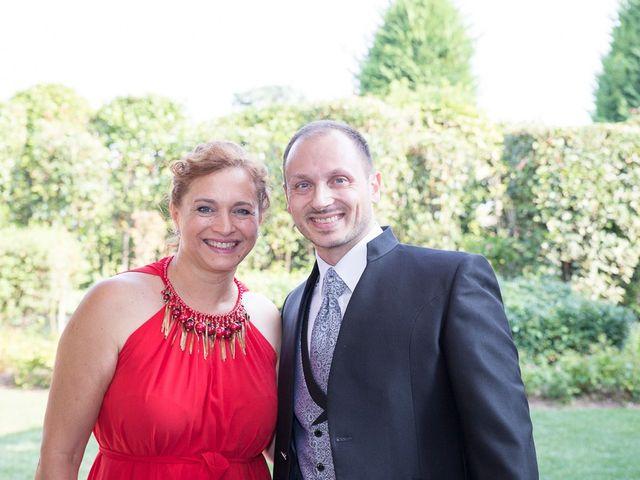 Il matrimonio di Graziano e Jessica a Erbusco, Brescia 110