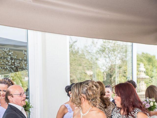 Il matrimonio di Graziano e Jessica a Erbusco, Brescia 114