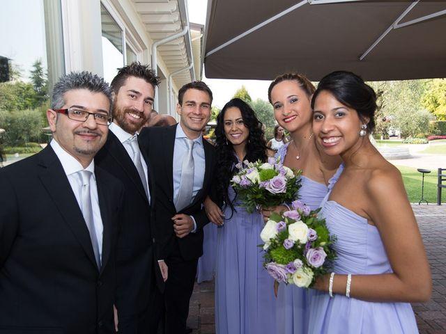 Il matrimonio di Graziano e Jessica a Erbusco, Brescia 124