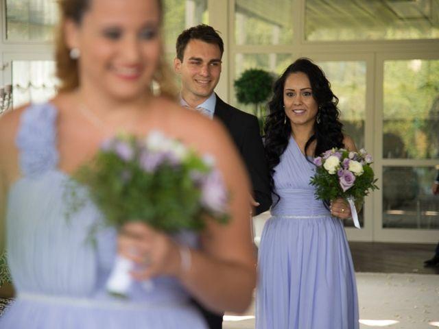 Il matrimonio di Graziano e Jessica a Erbusco, Brescia 131