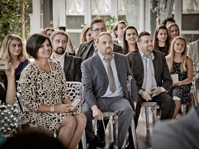 Il matrimonio di Graziano e Jessica a Erbusco, Brescia 146