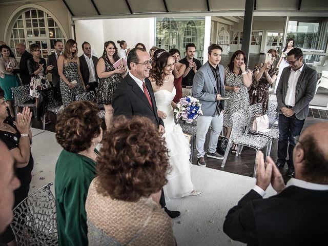 Il matrimonio di Graziano e Jessica a Erbusco, Brescia 153
