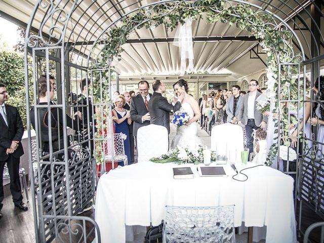 Il matrimonio di Graziano e Jessica a Erbusco, Brescia 154