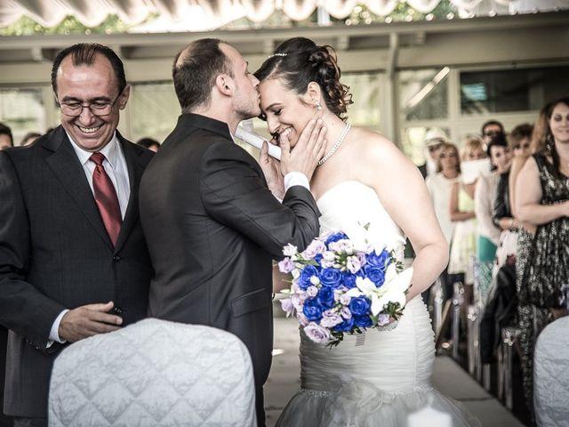 Il matrimonio di Graziano e Jessica a Erbusco, Brescia 155