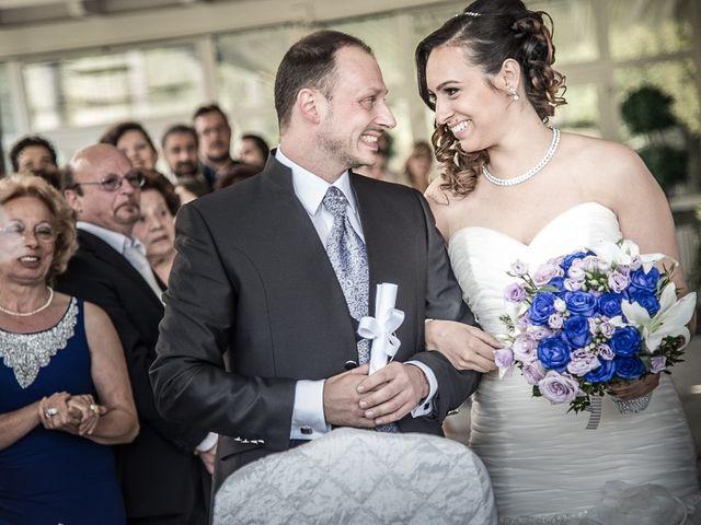 Il matrimonio di Graziano e Jessica a Erbusco, Brescia 156