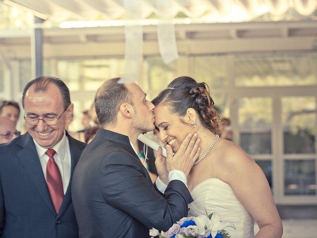 Il matrimonio di Graziano e Jessica a Erbusco, Brescia 170