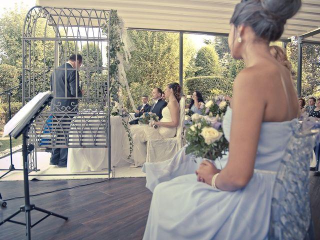 Il matrimonio di Graziano e Jessica a Erbusco, Brescia 177