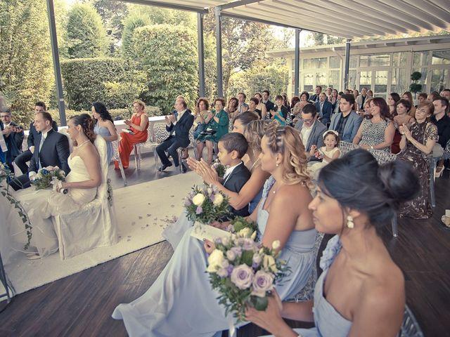 Il matrimonio di Graziano e Jessica a Erbusco, Brescia 178