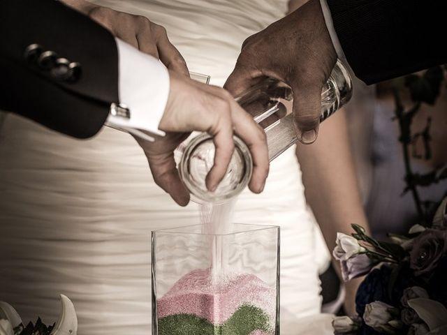 Il matrimonio di Graziano e Jessica a Erbusco, Brescia 190