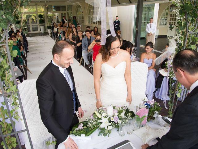 Il matrimonio di Graziano e Jessica a Erbusco, Brescia 201