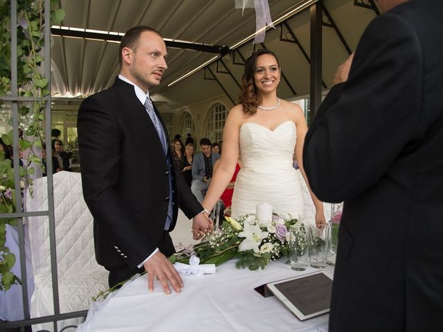 Il matrimonio di Graziano e Jessica a Erbusco, Brescia 202