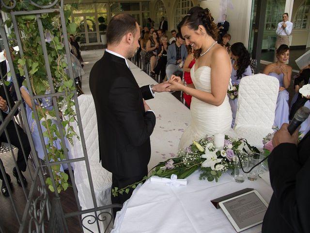 Il matrimonio di Graziano e Jessica a Erbusco, Brescia 205