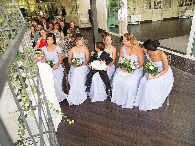 Il matrimonio di Graziano e Jessica a Erbusco, Brescia 206