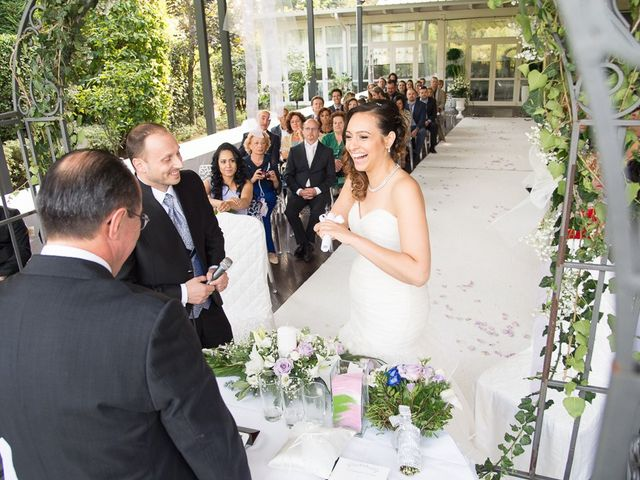 Il matrimonio di Graziano e Jessica a Erbusco, Brescia 207