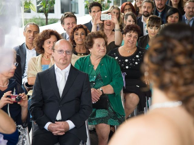 Il matrimonio di Graziano e Jessica a Erbusco, Brescia 208