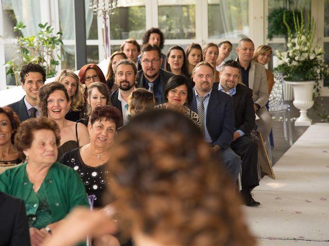 Il matrimonio di Graziano e Jessica a Erbusco, Brescia 209