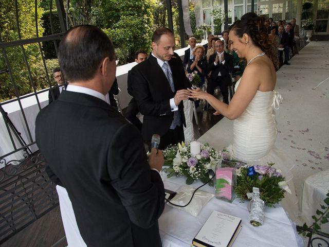 Il matrimonio di Graziano e Jessica a Erbusco, Brescia 217