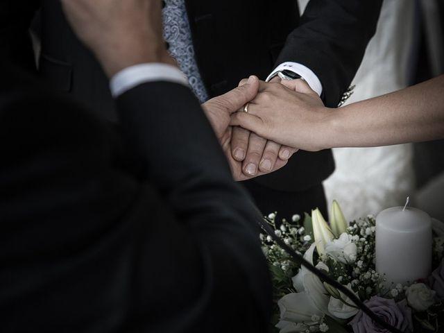Il matrimonio di Graziano e Jessica a Erbusco, Brescia 218