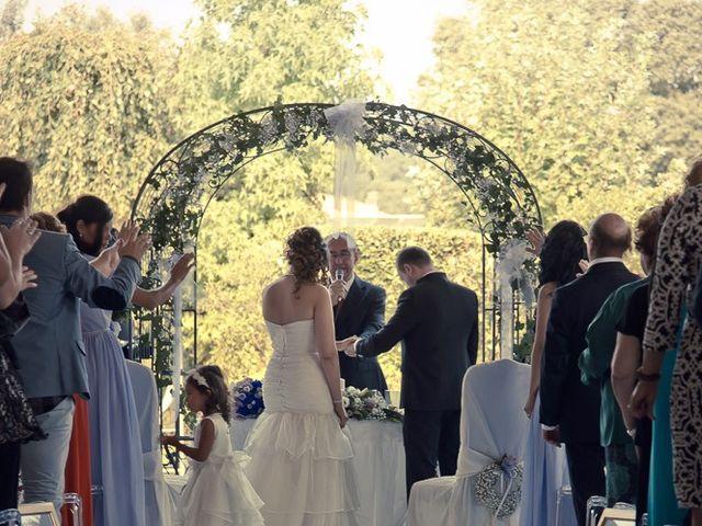 Il matrimonio di Graziano e Jessica a Erbusco, Brescia 222