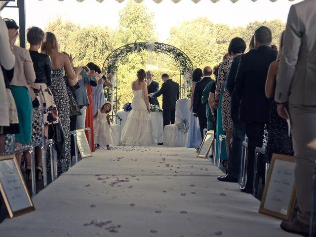 Il matrimonio di Graziano e Jessica a Erbusco, Brescia 223