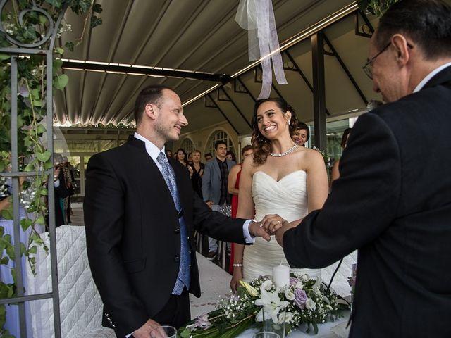 Il matrimonio di Graziano e Jessica a Erbusco, Brescia 230