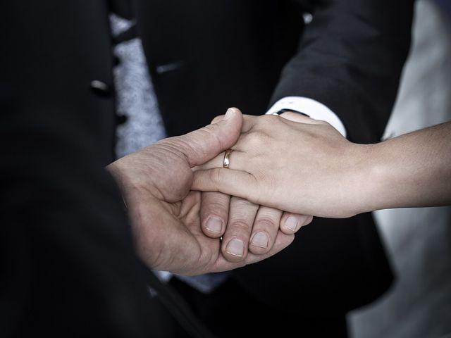 Il matrimonio di Graziano e Jessica a Erbusco, Brescia 233