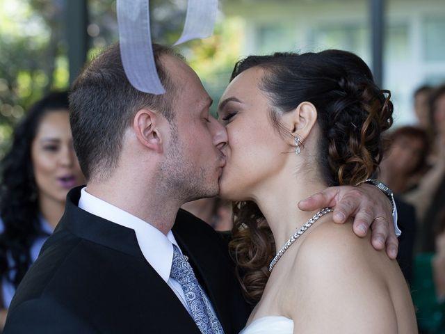 Il matrimonio di Graziano e Jessica a Erbusco, Brescia 234