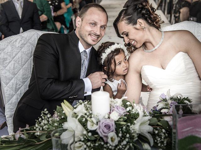 Il matrimonio di Graziano e Jessica a Erbusco, Brescia 236