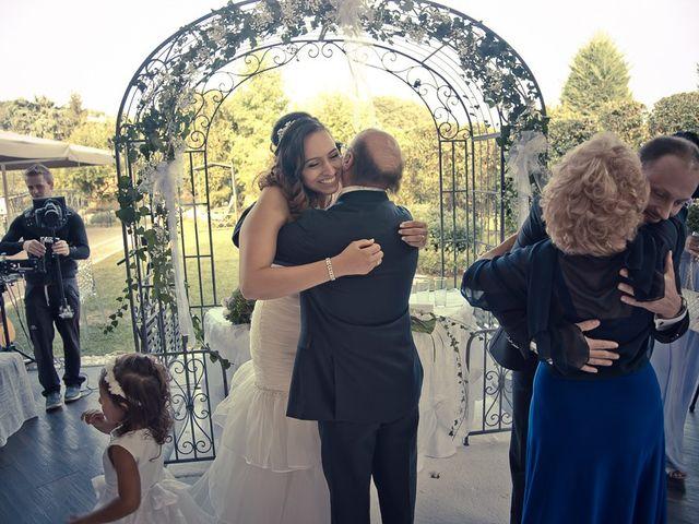 Il matrimonio di Graziano e Jessica a Erbusco, Brescia 240