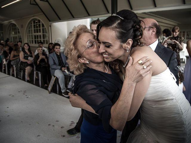 Il matrimonio di Graziano e Jessica a Erbusco, Brescia 243
