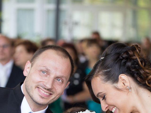 Il matrimonio di Graziano e Jessica a Erbusco, Brescia 244