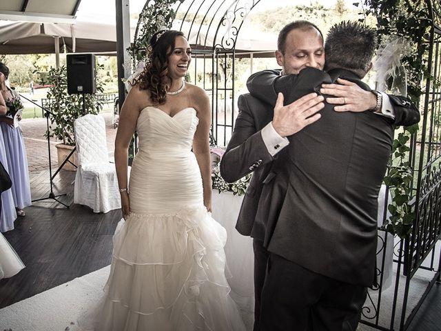 Il matrimonio di Graziano e Jessica a Erbusco, Brescia 245