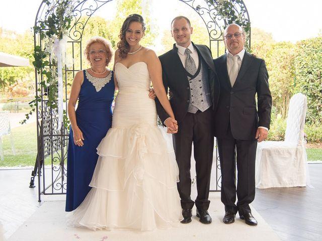 Il matrimonio di Graziano e Jessica a Erbusco, Brescia 246