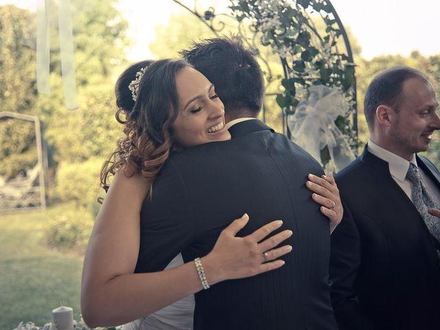 Il matrimonio di Graziano e Jessica a Erbusco, Brescia 249