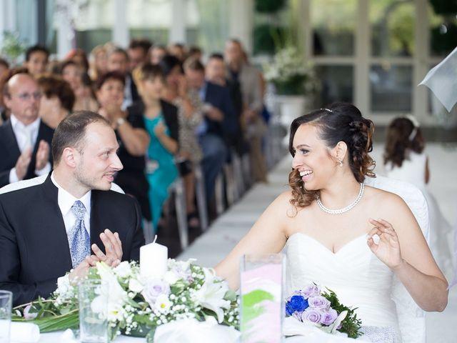 Il matrimonio di Graziano e Jessica a Erbusco, Brescia 253