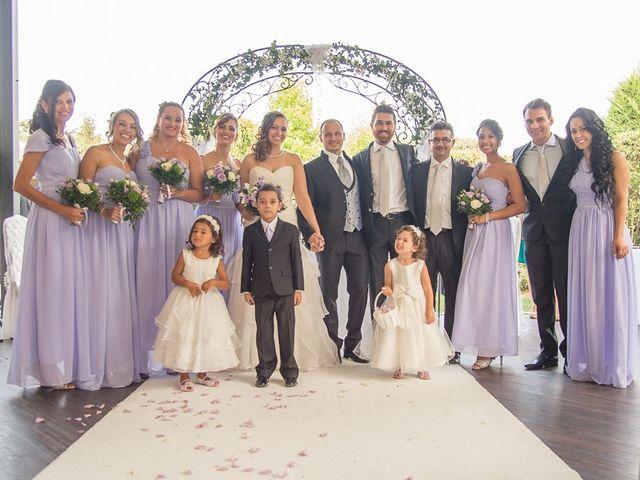 Il matrimonio di Graziano e Jessica a Erbusco, Brescia 254