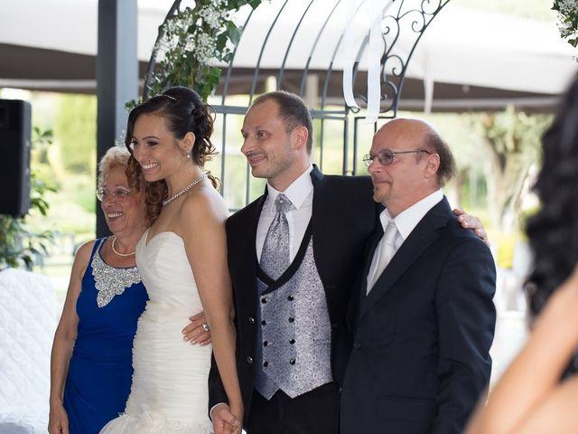 Il matrimonio di Graziano e Jessica a Erbusco, Brescia 256