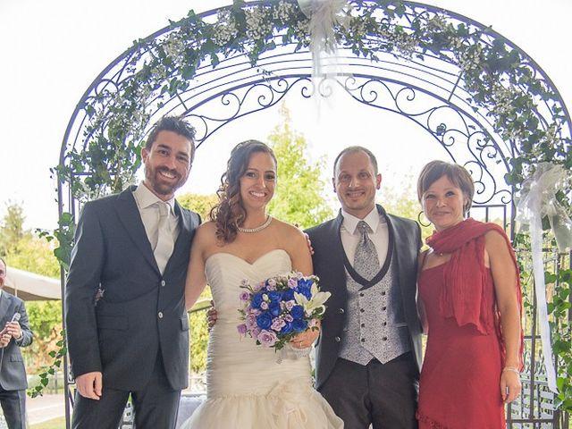 Il matrimonio di Graziano e Jessica a Erbusco, Brescia 258