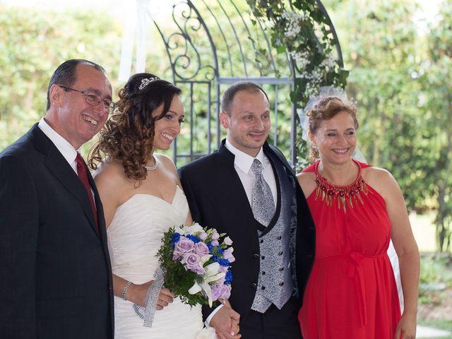 Il matrimonio di Graziano e Jessica a Erbusco, Brescia 261