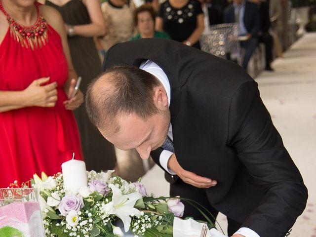 Il matrimonio di Graziano e Jessica a Erbusco, Brescia 262