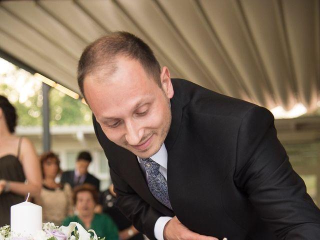 Il matrimonio di Graziano e Jessica a Erbusco, Brescia 263