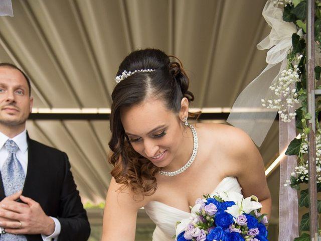 Il matrimonio di Graziano e Jessica a Erbusco, Brescia 266